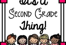 It's a Second Grade Thing! / A collaborative board to share spectacular second grade teaching ideas and resources! / by Angela Nerby