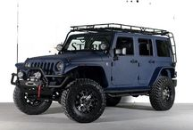 Jeeps / Inspirujące samochody