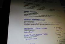 Posizionamento siti web / Easy Web agency è specializzata nel posizionamento di siti web sui principali motori di ricerca.In questa bacheca segnaliamo alcuni dei nostri migliori risultati in prima pagina su Google.