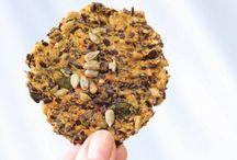 Kekse oder Müsliriegel süß und herzhaft
