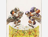 Are you ready for some football?  / Football-related artworks and artifacts from across our museums
