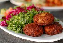arabic food / by Gloria Ruiz Porras