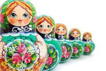 stacking dolls