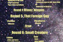 Star Strek ➿ Star Wars