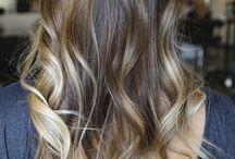 Granny Hair, Pastell Haarfarben und Frisuren / Granny Hair, Pastellhair, Balayage und andere bunte Haarfarben und Frisuren. Graue Haare, Silverhair tönen, färben und pflegen.