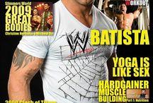 WWE Wrestling / by Gypsy
