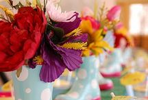April showers party / by Traci McDonald