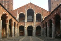 Il romanico in Italia in architettura, pittura e scultura
