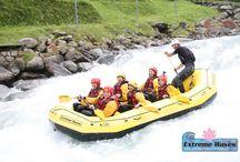 Extreme Waves Rafting 25 Agosto 2014