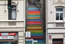 stairs / by Marisol Di Camillo