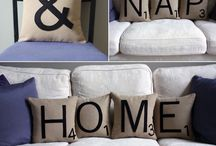 Interieurstyling - Pillow talk / Kussens voor sfeer in huis - Pillows from all over to style your house