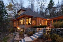 Ideas casa Lago