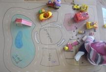 autumn in town preschool activities