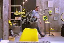Produção de Objetos- Black Friday Banco do Brasil / Black Friday Banco do Brasil, ação em internet