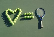 Tennis Anyone? / Talk with your racquet, play with your heart...Tennis: It's all about the LOVE!