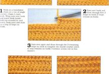 Crocheting and Knitting / by Laura Harrison
