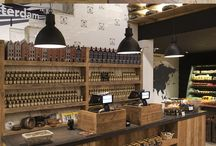 Foodie Inspiration: Markets & Stores / Yummy Retail...