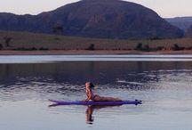 Beaty Yoga / Sup Yoga - Stand Up Paddle Yoga