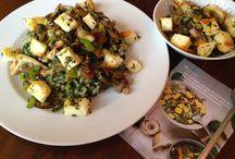 Kochen nach Lust & Laune mit Franca Tütü / Unter francable.blogspot.com findet ihr viele spontane Gerichte. Zum größten Teil vegetarisch. :-)