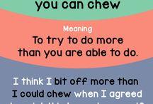 IDIOM, GRAMMAR, VOCABULARIES IN ENGLISH ... LET'S LEARN ENGLISH / Learn English Language