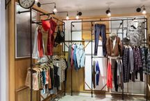 Closet / Ideas and how-to's for a DIY industrial pipe closet