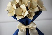 Decoração Origami e Papel
