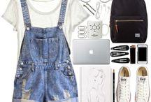 First day in school / En massa outfit idéer!