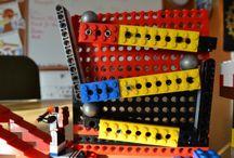 Rube Goldberg Machines / by Linda Smik