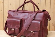 Travel Bag Kulit Asli