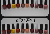 Nail Polish - Venique,  OPI, China Glaze / A wide variety of nail polish is a must have for everyone. China Glaze, Sation, and OPI Nail Polish.
