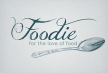 for the love of food... / by Cristina Marie