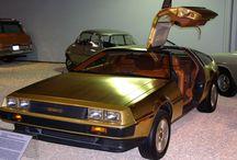 DeLoreans / DeLoreans around the world...