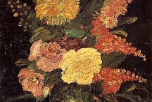 Art: Vincent Van Gogh / by Mary Frattaroli