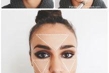 Макияж. Make up.