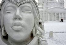 SNOW ART 1
