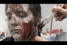 Zombie Makeup ideas / Zombie Makeup ideas, tips, and tutorials