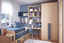 Layout bedroom