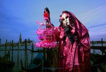 Venice masks,Venice carnival. / Venice masks,Venice carnival.Carnevale di Venezia,Maschere Venezia