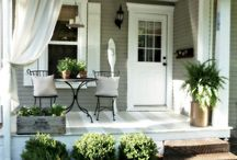porch / by Wendy Crabtree