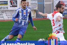 Lorca Deportiva - Caravaca / Partido de liga de Tercera División Grupo XIII