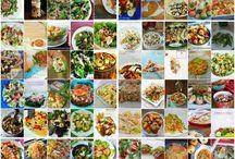 ensaladas ( mas de 100 recetas)