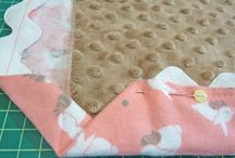 minky/flannel quilt tips