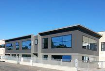 Uffici in legno a Montirone (BS) / Uffici in legno a Montirone (BS) Centro direzionale Monticolor https://www.marlegno.it