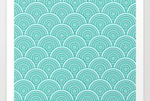 Patterns / Vector patterns and digital graphic