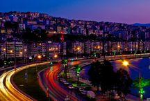 Türkye and Izmir
