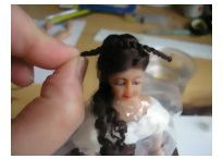 fairy wigs and wings