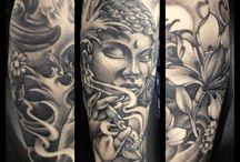 tattoo budha