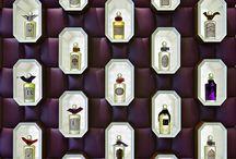 Perfume Displays