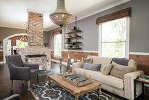 Home Decor: Walls / Tips for decorating and styling the walls in your home.