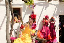 Estilo Angels / Estilismos diseñado por Angels Ibiza Fotografías: Lucia Novillo Rodriguez